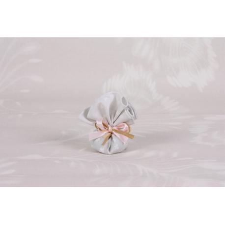 Pochon papillon - Boîtes à dragées - Dragées Braquier