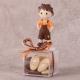 Roméo sur boite - Boîtes à dragées - Dragées Braquier
