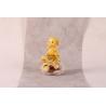 Chien jaune sur pot - Boîtes à dragées - Dragées Braquier
