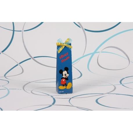 Boîte haute Mickey - Boîtes à dragées - Dragées Braquier