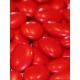 Cordelette rouge sur boule