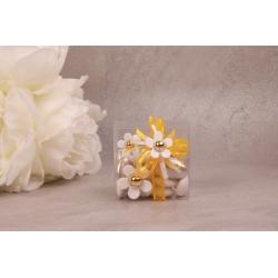 Fleur blanche sur Astuccio