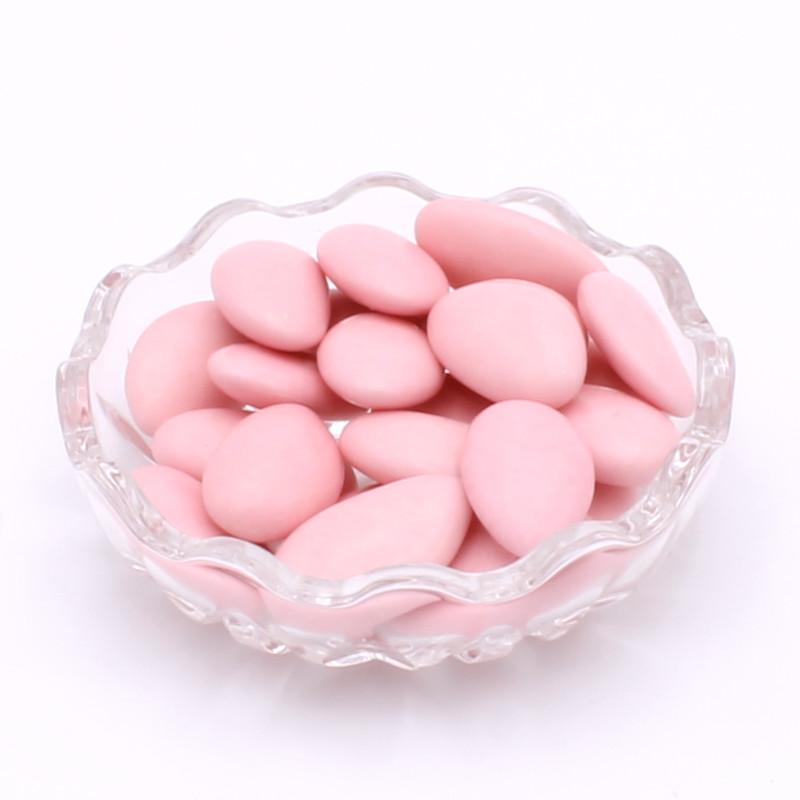 Dragées Princesse rose lisse