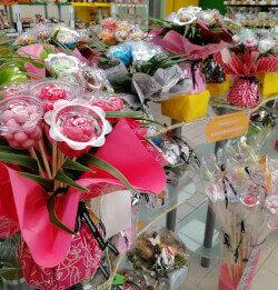 Bouquets de dragées