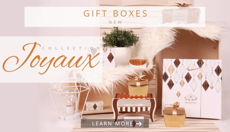 New Gift Boxes JOYAUX