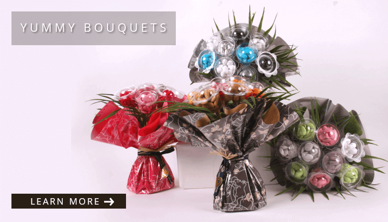 Bouquets gourmands