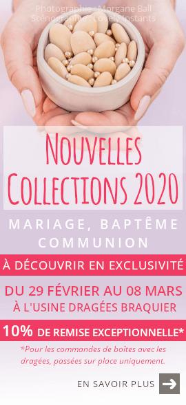 Nouvelles collections 2020